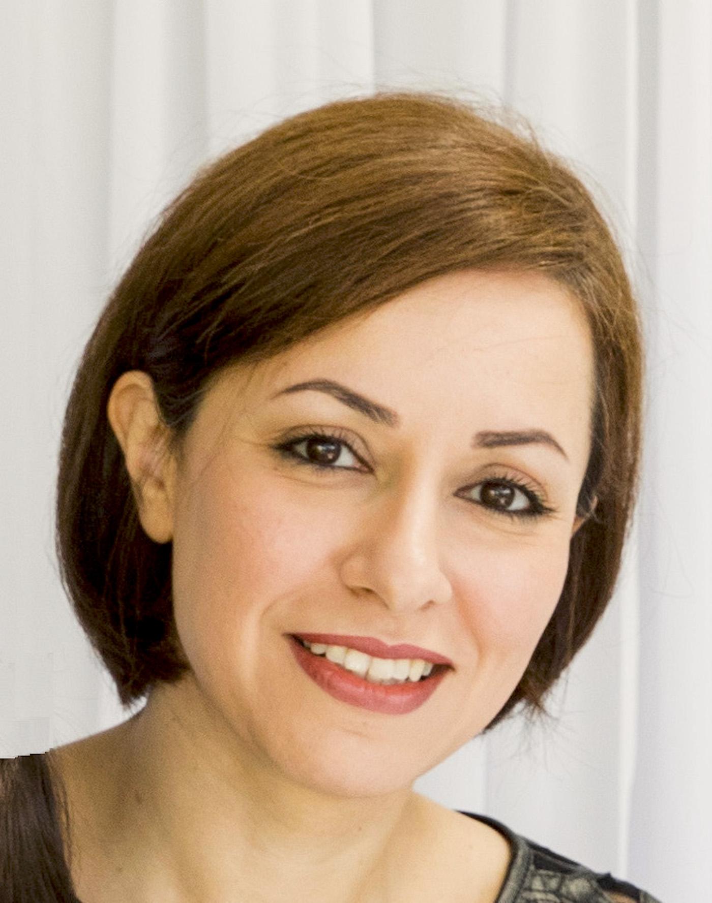Dr Gelareh   Mohammadi