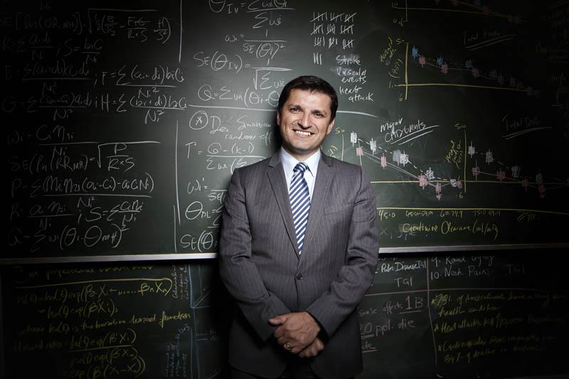 Scientia Professor Vlado   Perkovic
