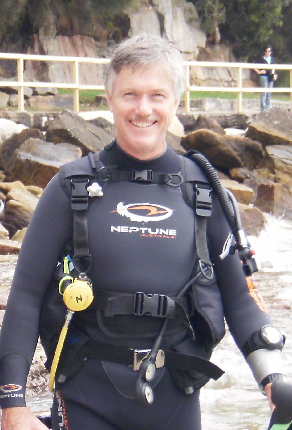 Professor Iain M Suthers