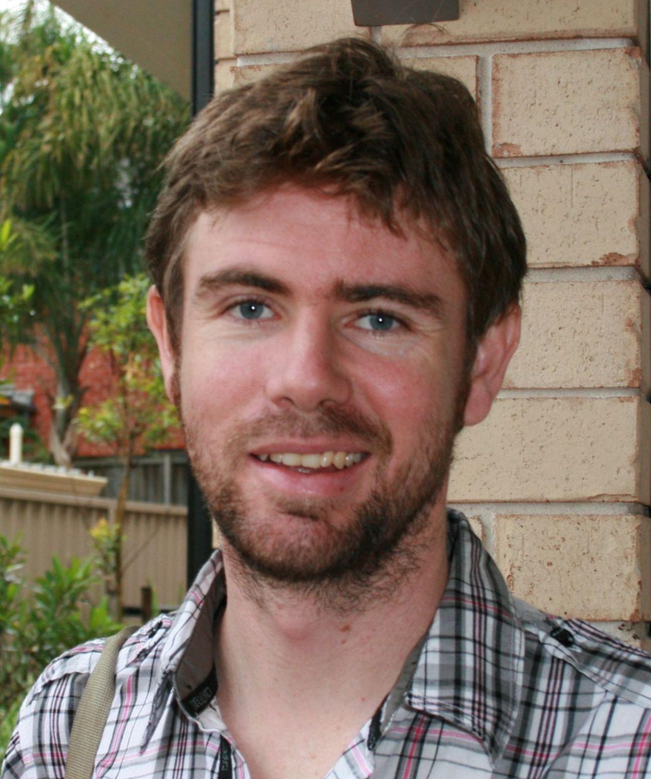 Associate Professor James Gareth Wood