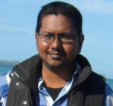 Dr Abhnil Amtesh Prasad