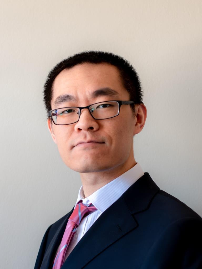 Dr Junqi   Zhang