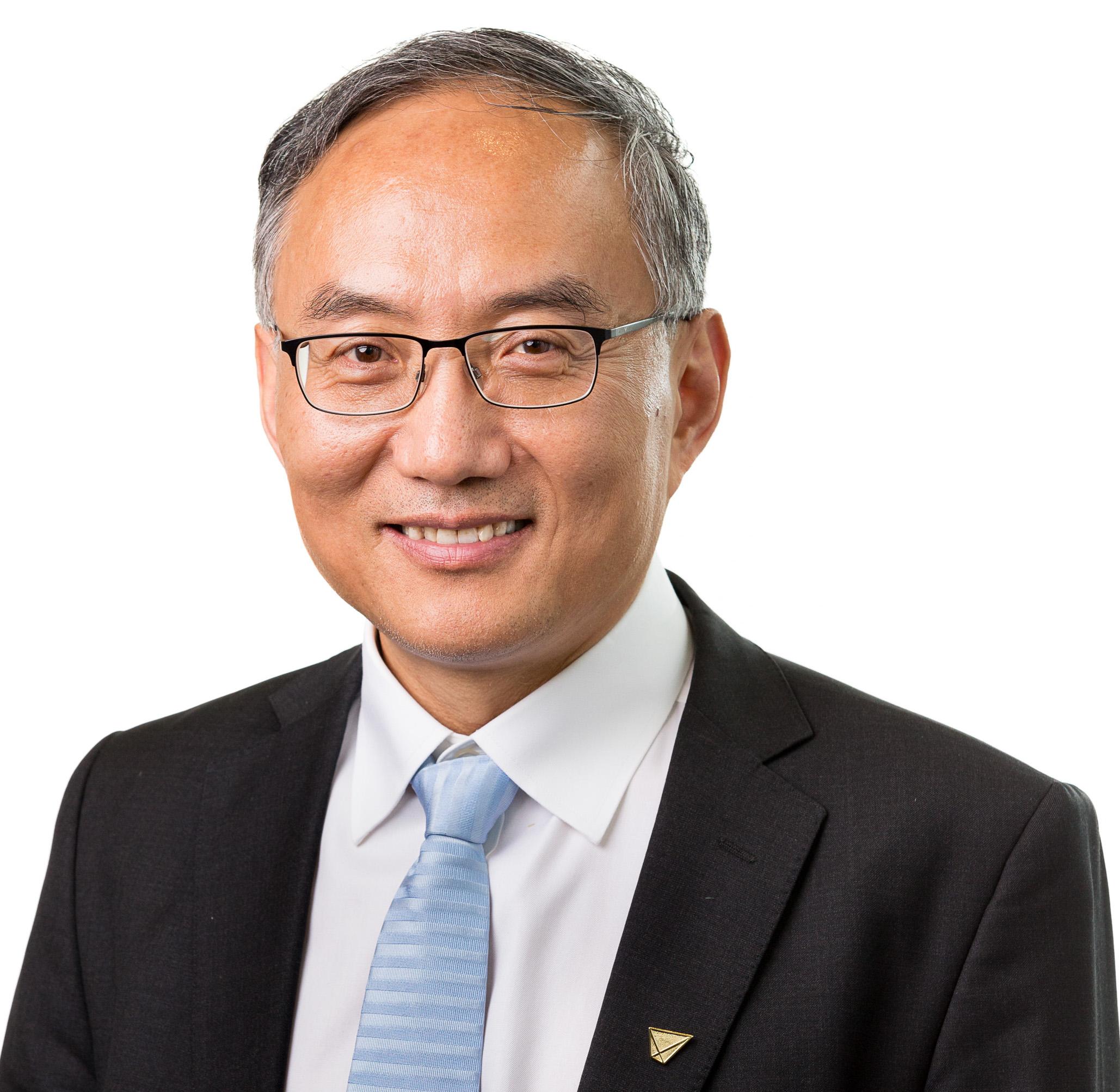 Professor Chun Hui Wang