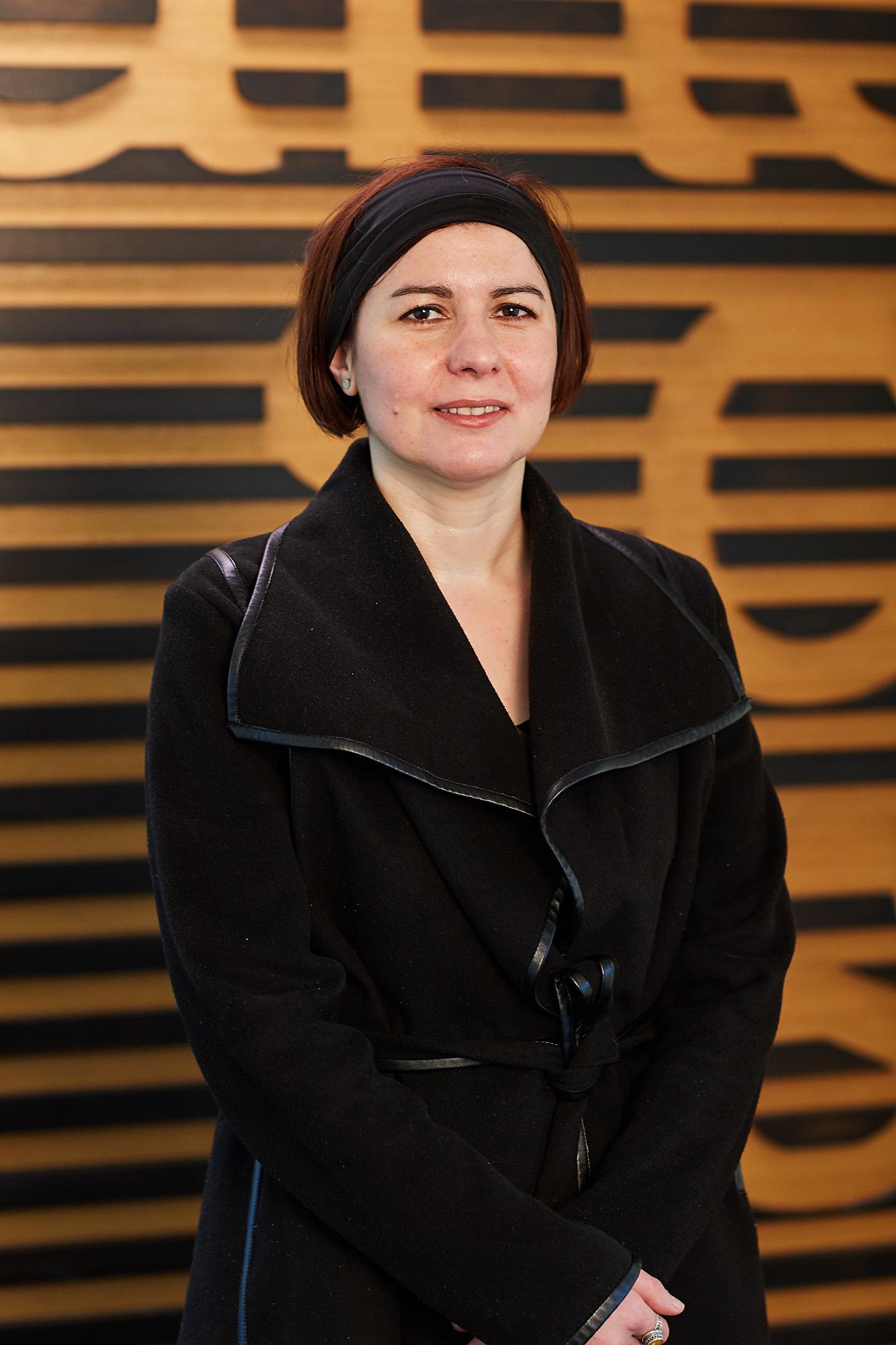 Dr Efrosini   Deligianni