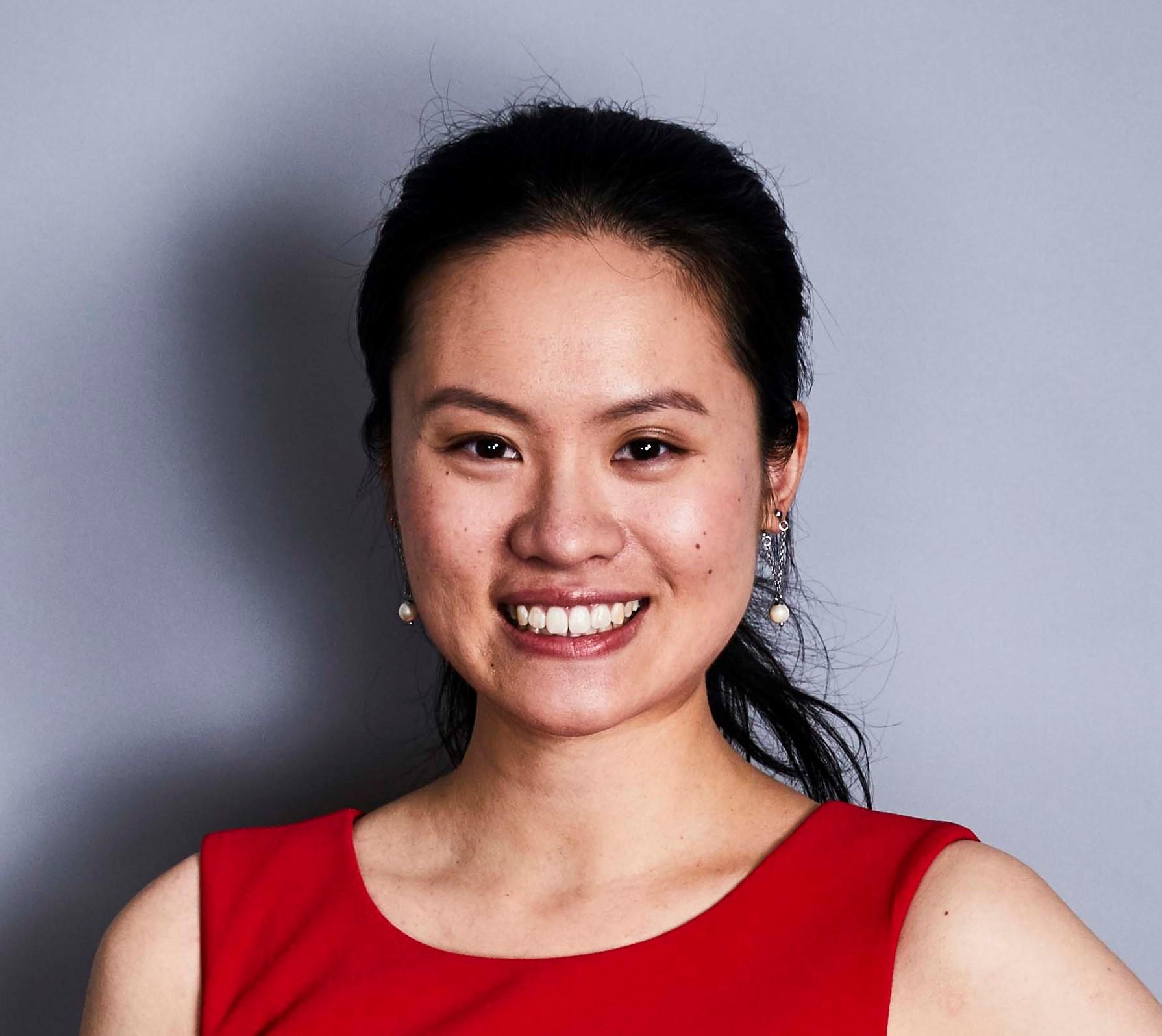 Miss Diana   Zhang