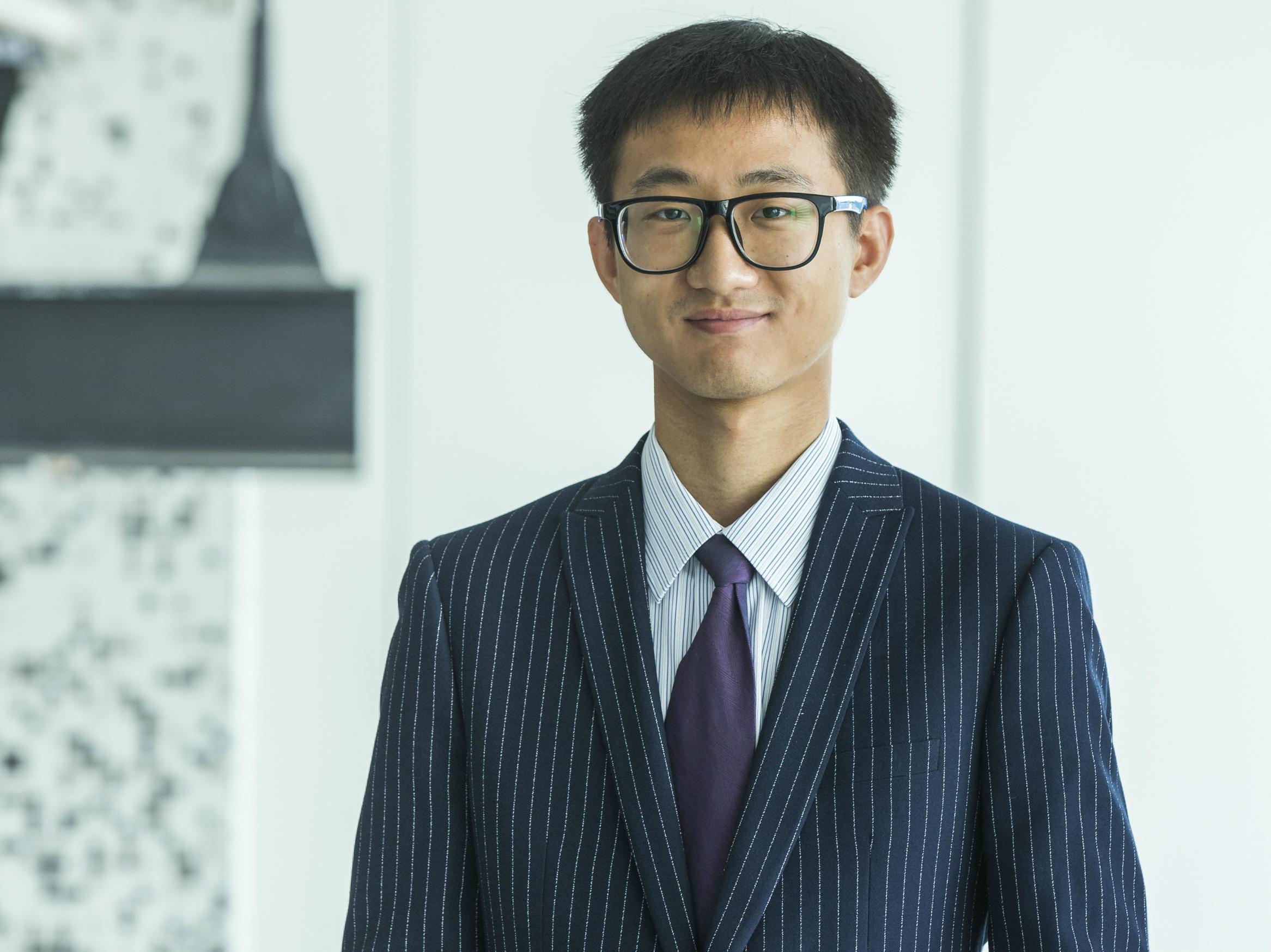 Mr Jingduan   Li