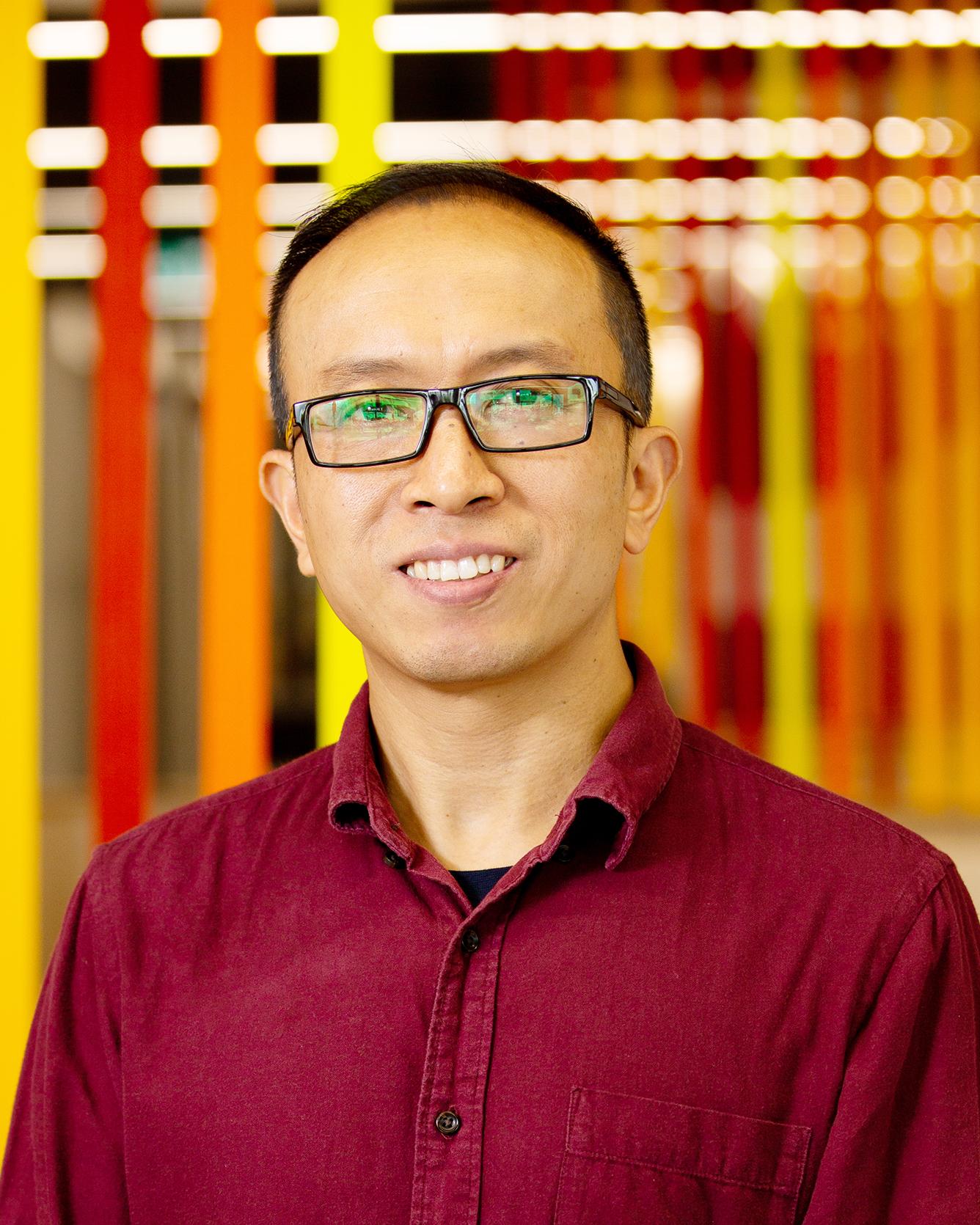 Dr Robin   Du