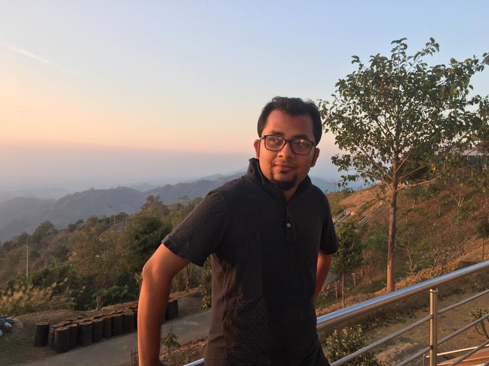 Mr Tahsin   Khan