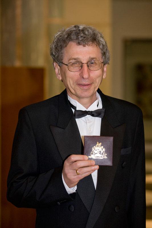 Scientia Professor Victor   Flambaum