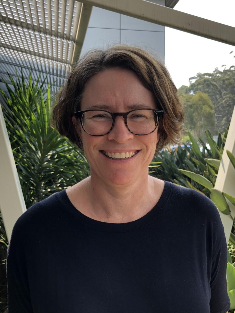 Dr Alison Mary Seccull