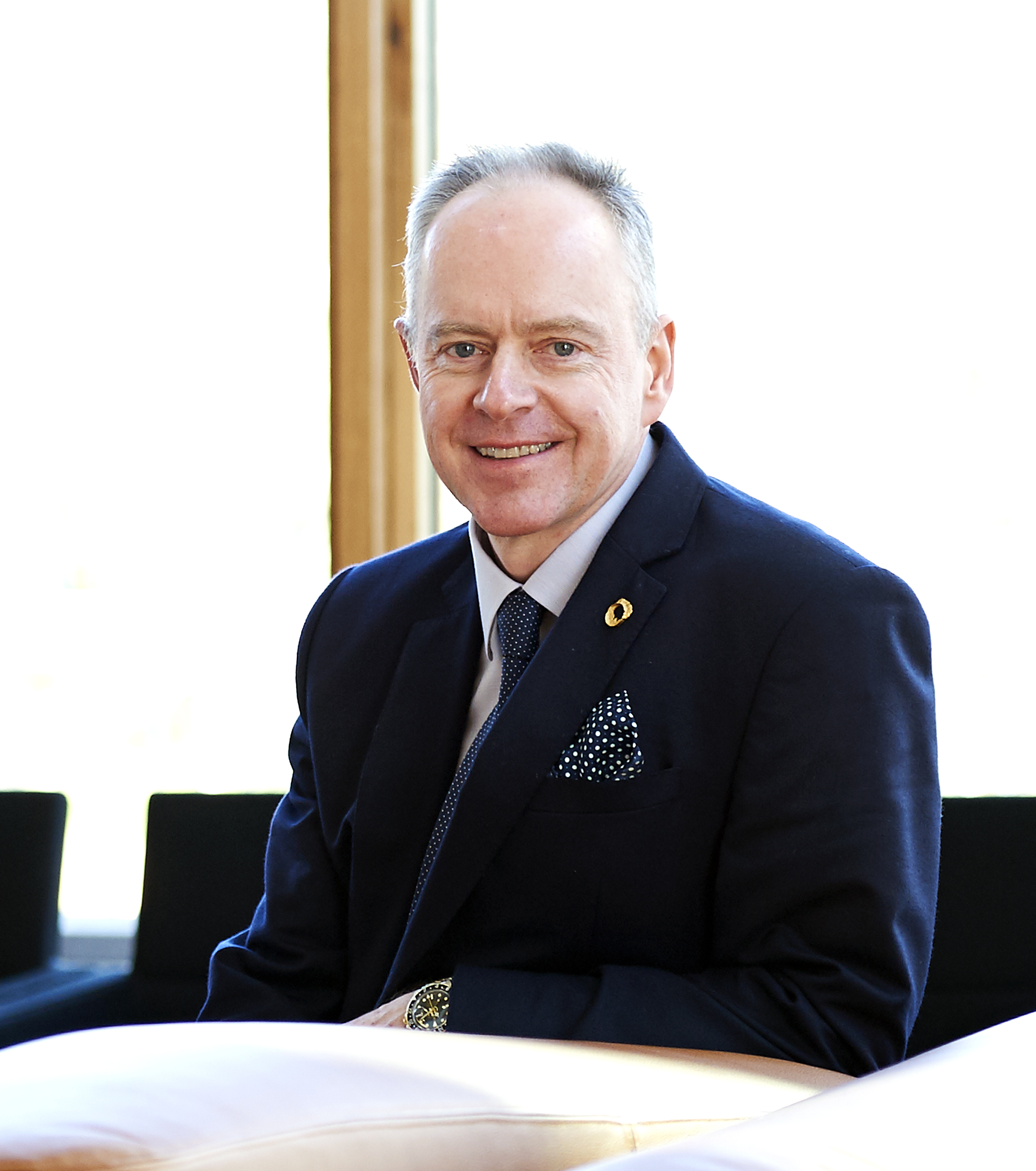 Professor Andrew John Anderson Holland