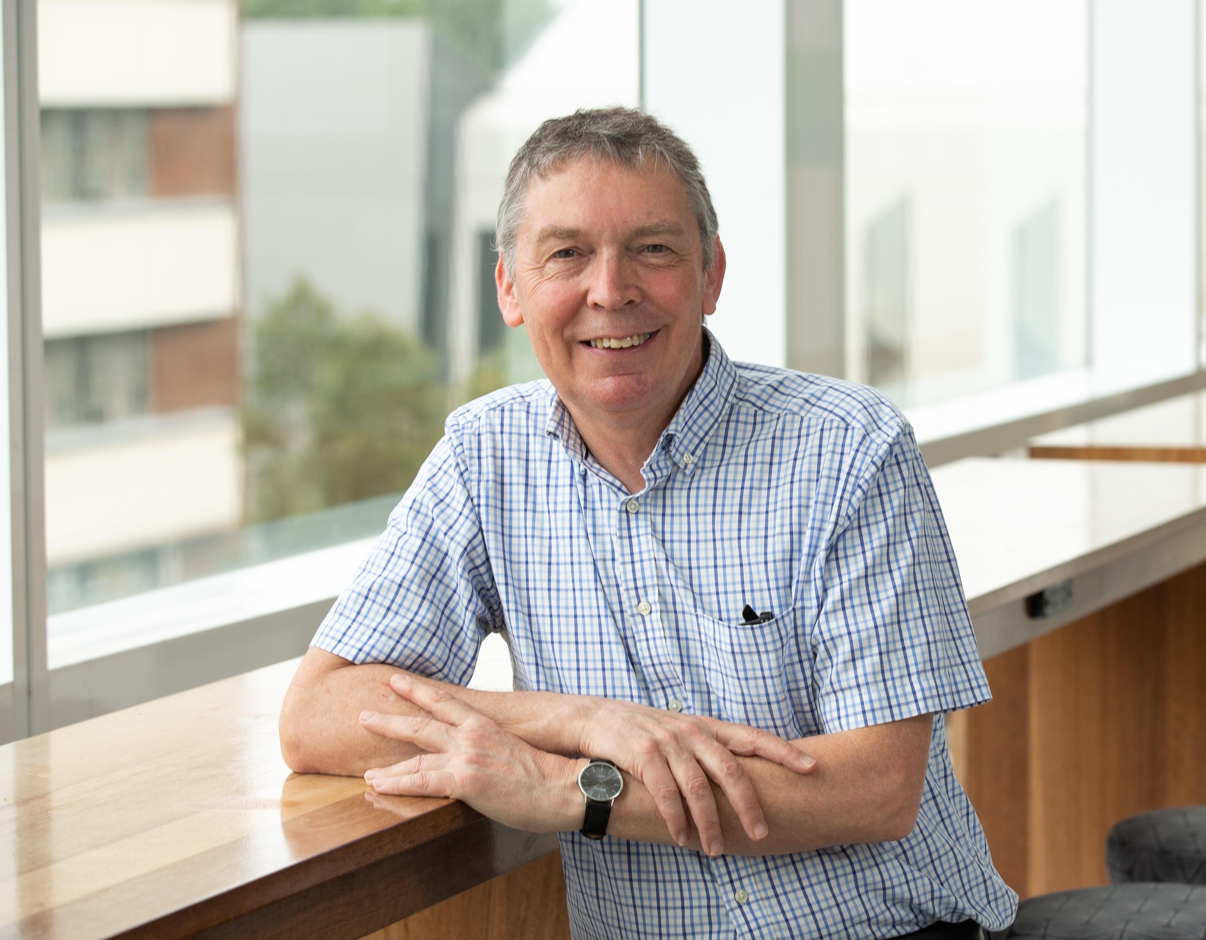 Professor Andrew   Pendleton