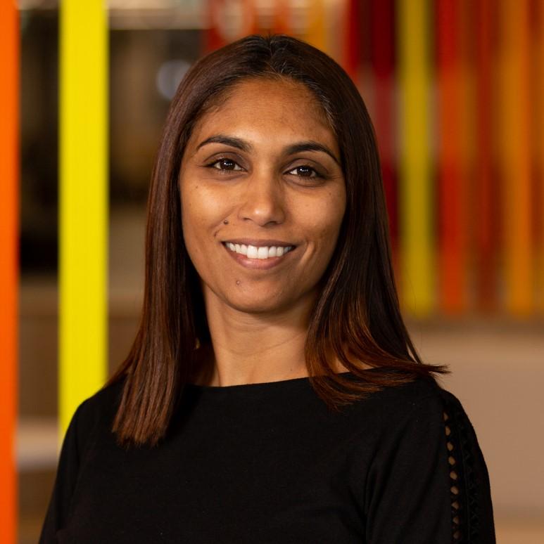 Dr Angela Mira Maharaj