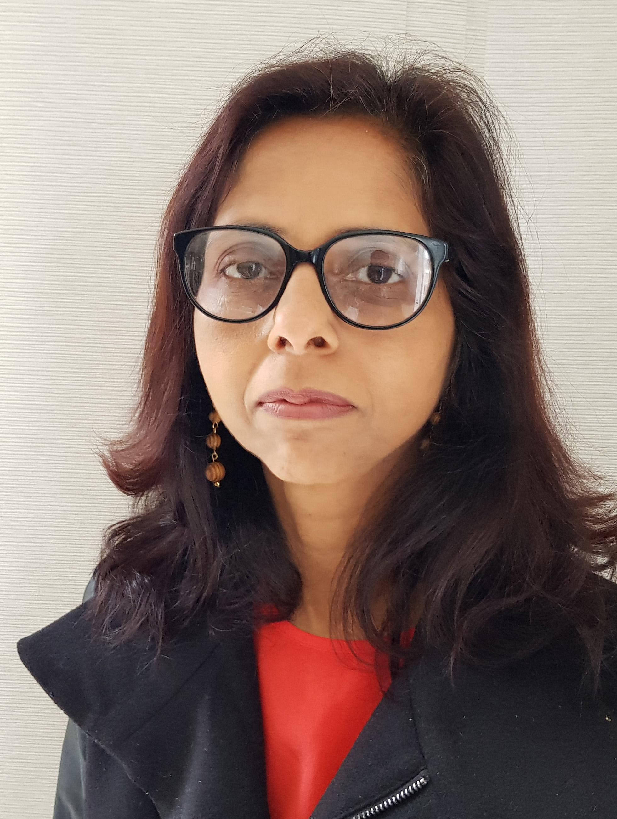 Dr Anupriya   Aggarwal