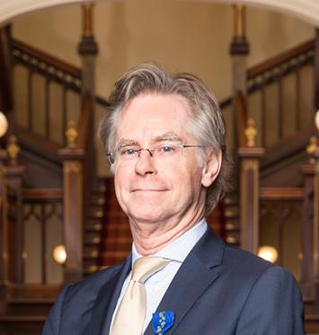 Professor Bruce James Brew