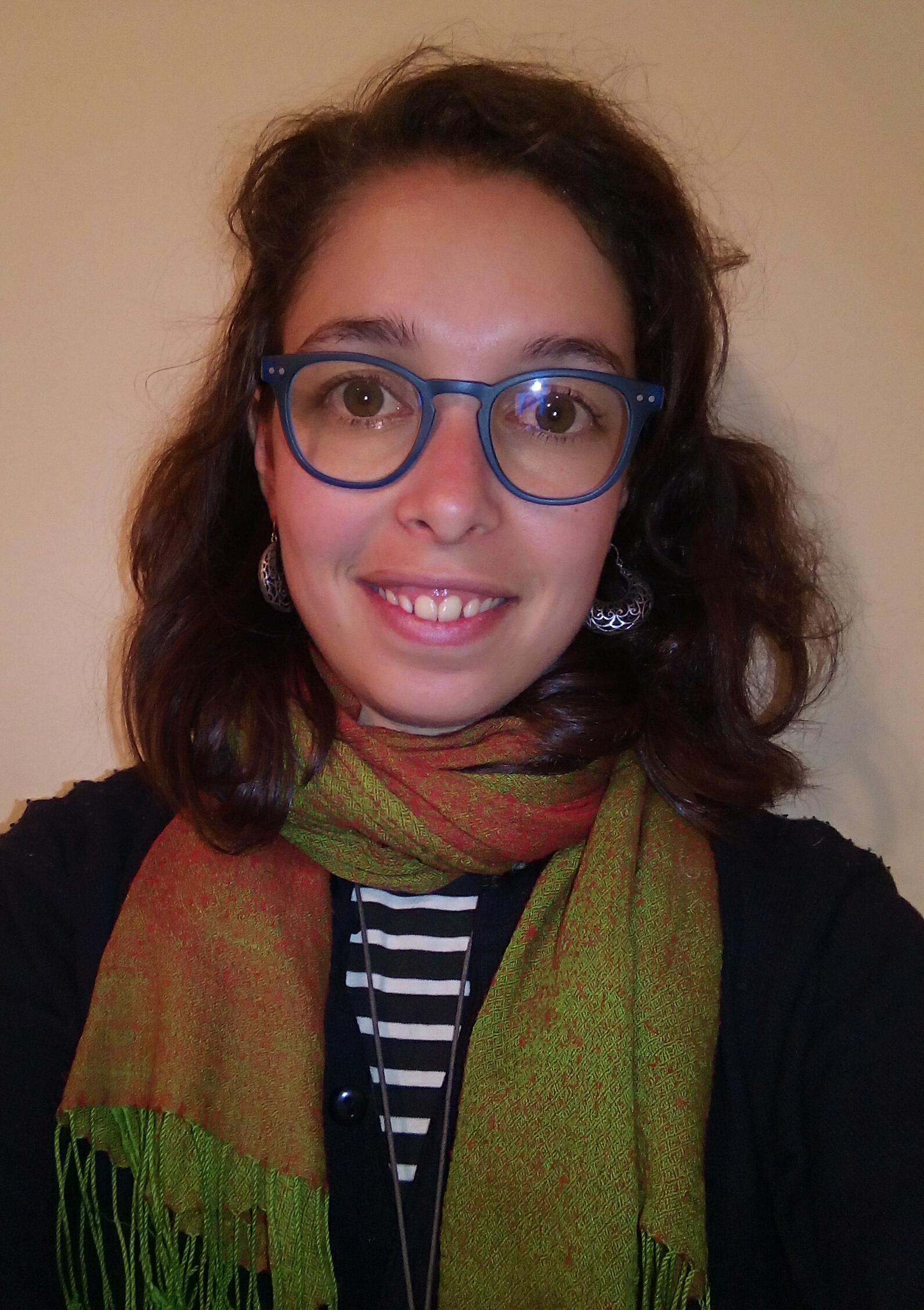 Ms Alba Rosa Boer Cueva
