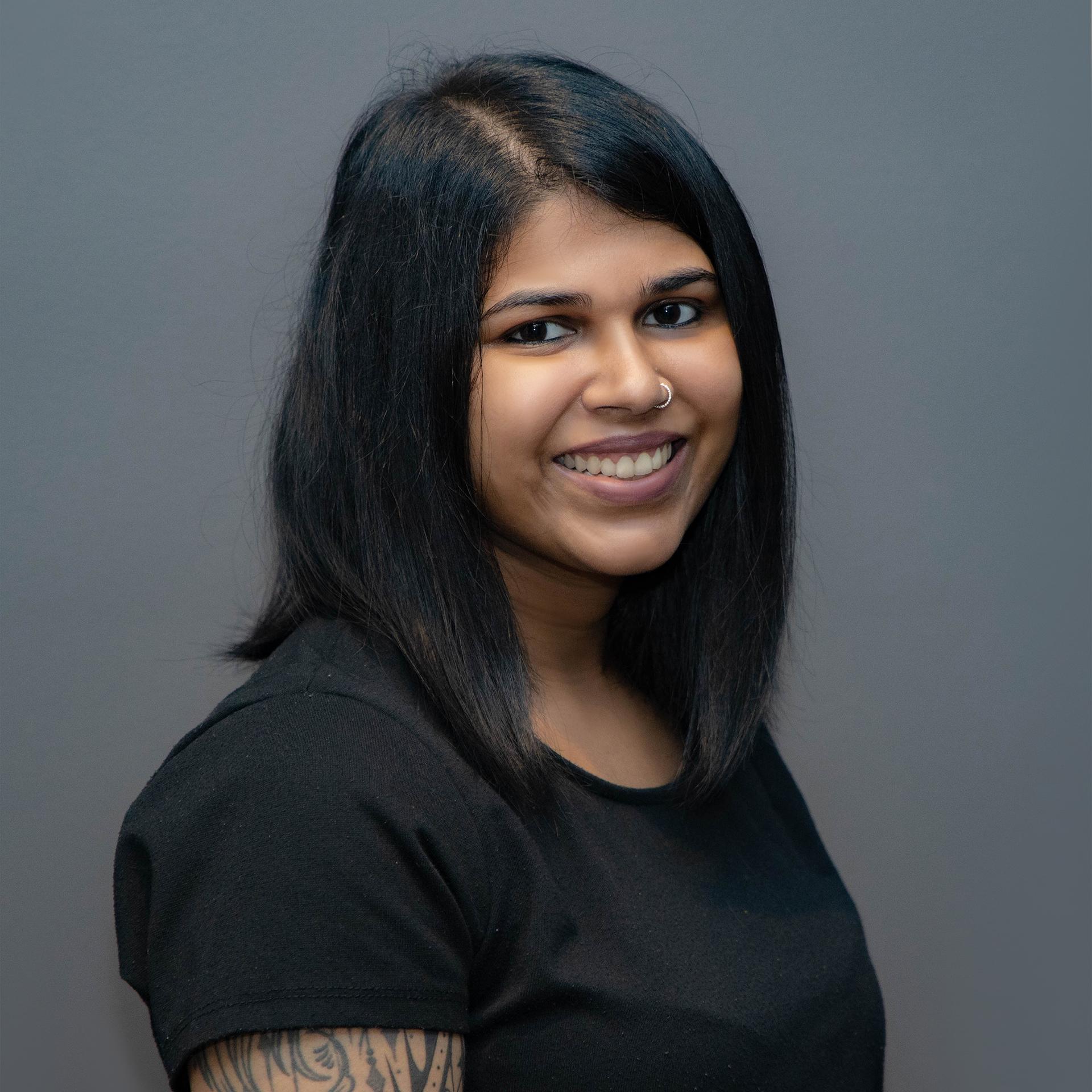 Miss Vennila   Mathivanan