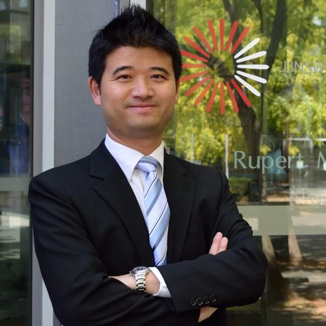 Dr Daniel Yu Cui