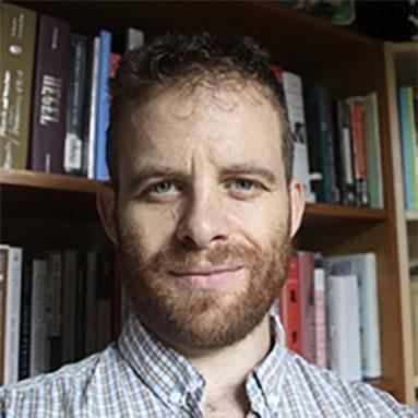 Dr Daniel Paul McLoughlin