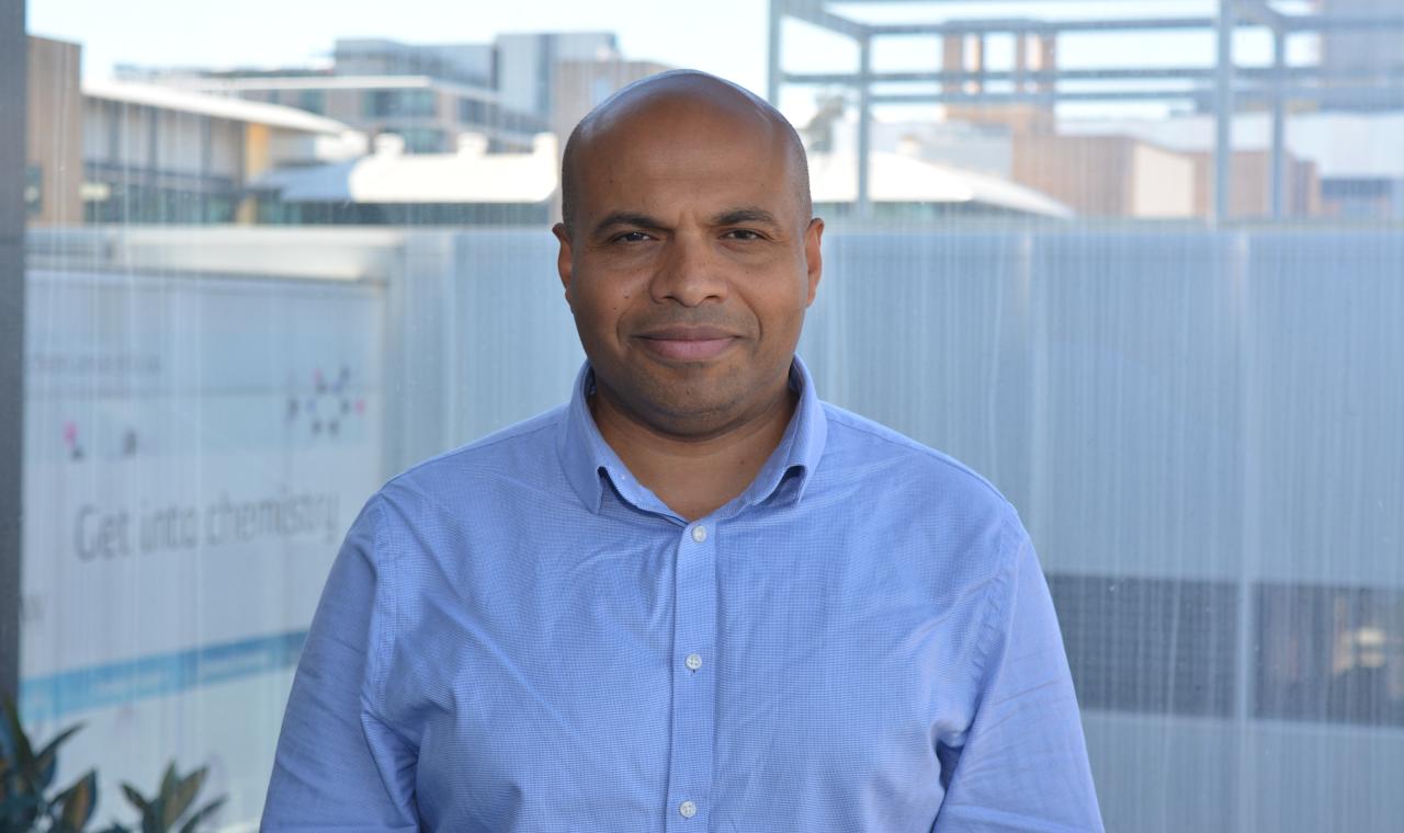Professor Kondo-Francois   Aguey-Zinsou