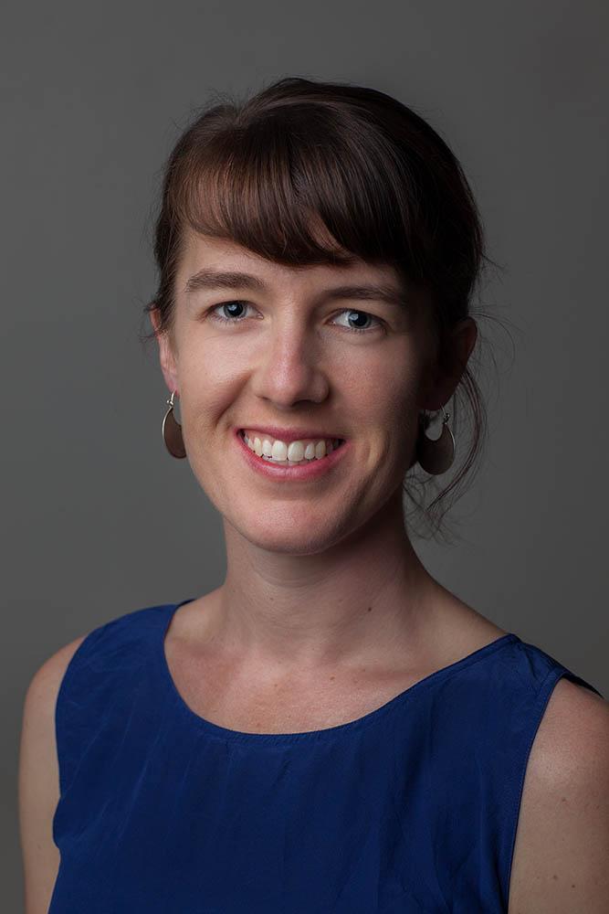 Dr Georgia   Van Toorn