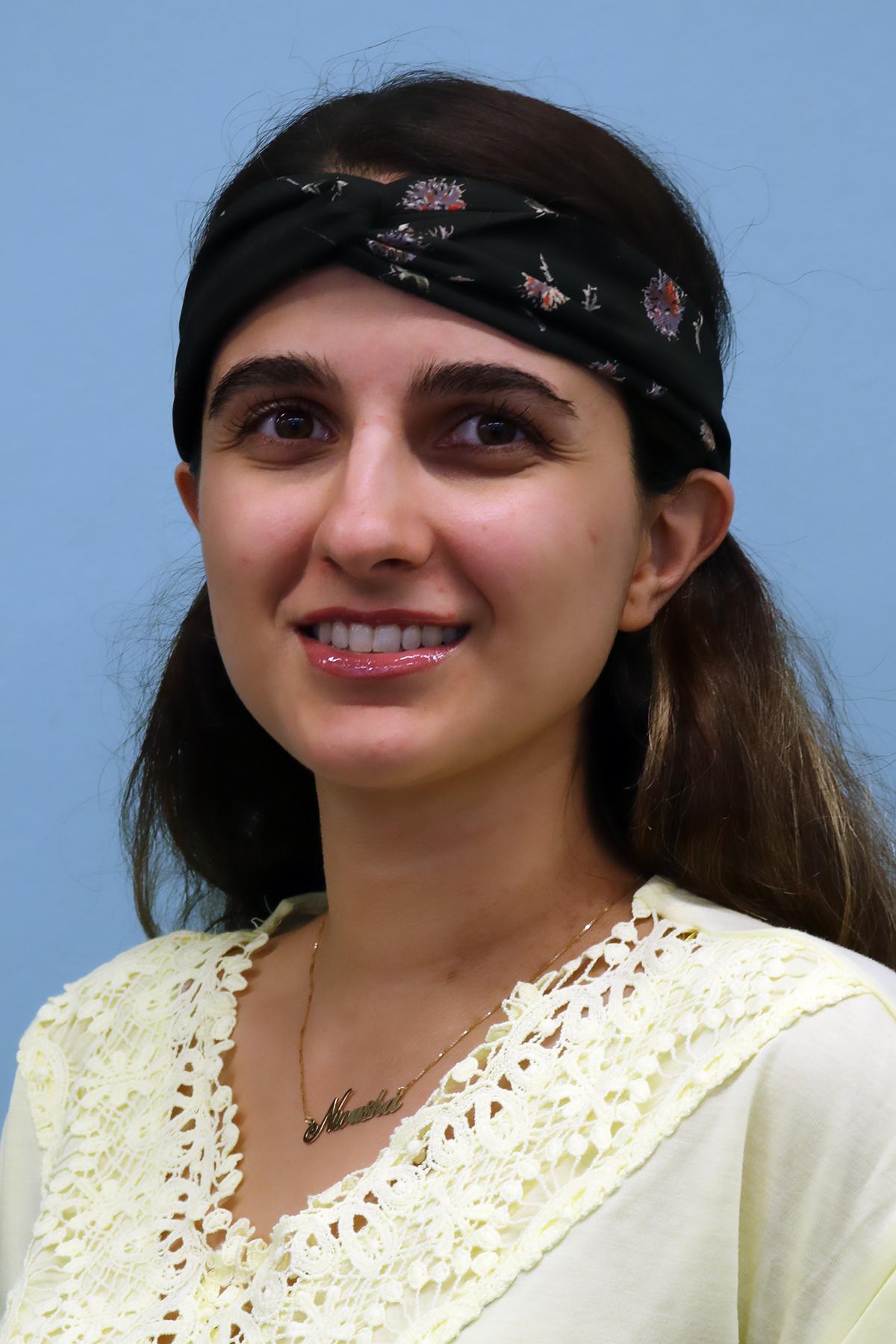 Miss Nioushasadat   Haji Seyed Javadi