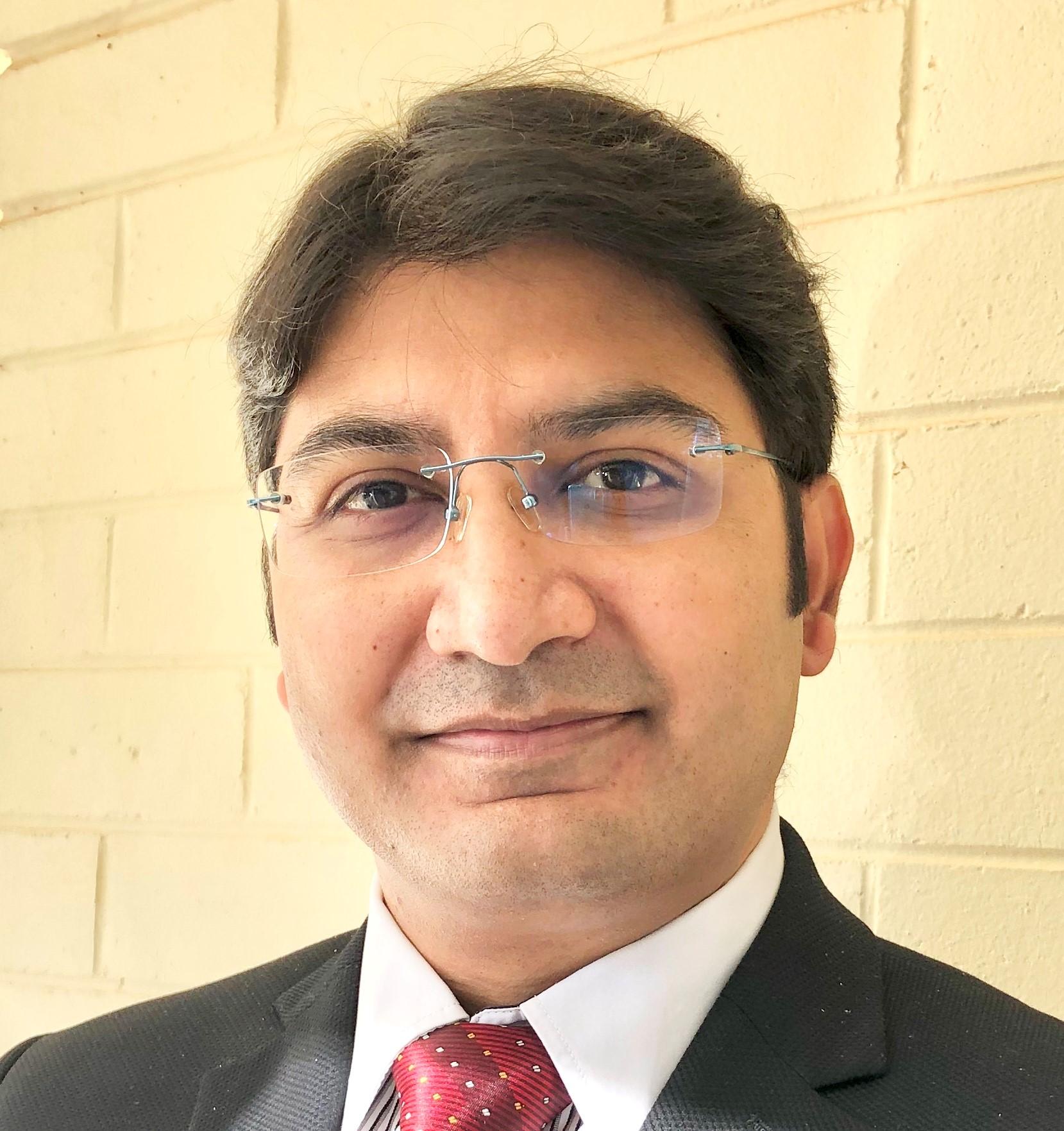 Dr Syed Haris   Omar