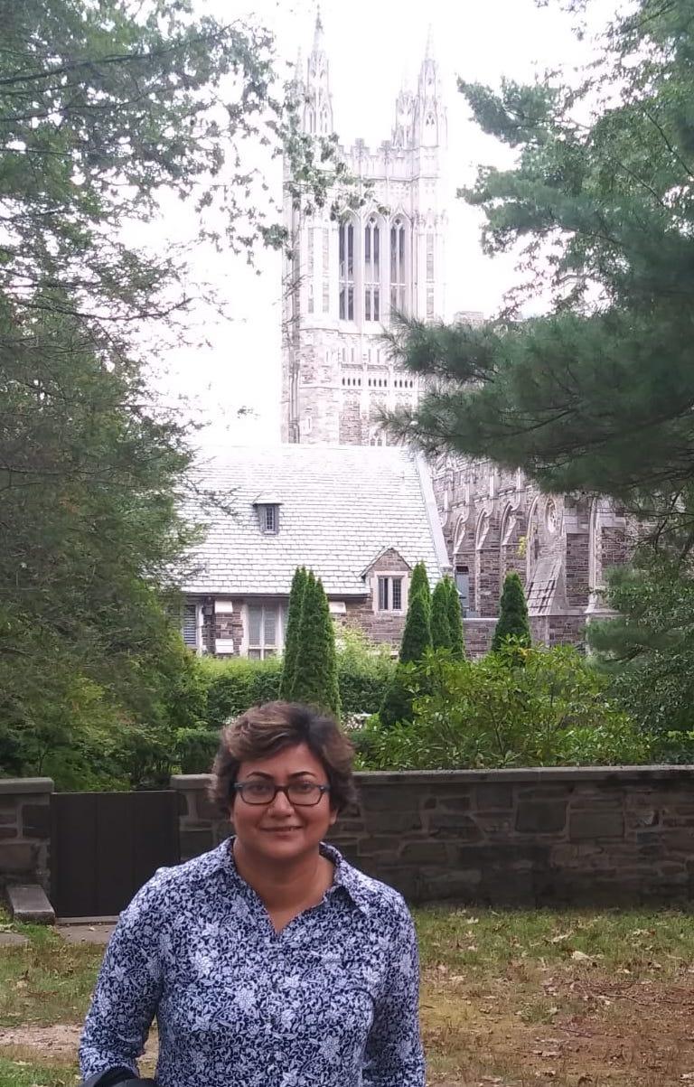 Dr Arpita   Chatterjee