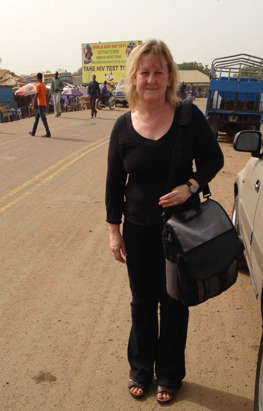 Associate Professor Anne L Bartlett