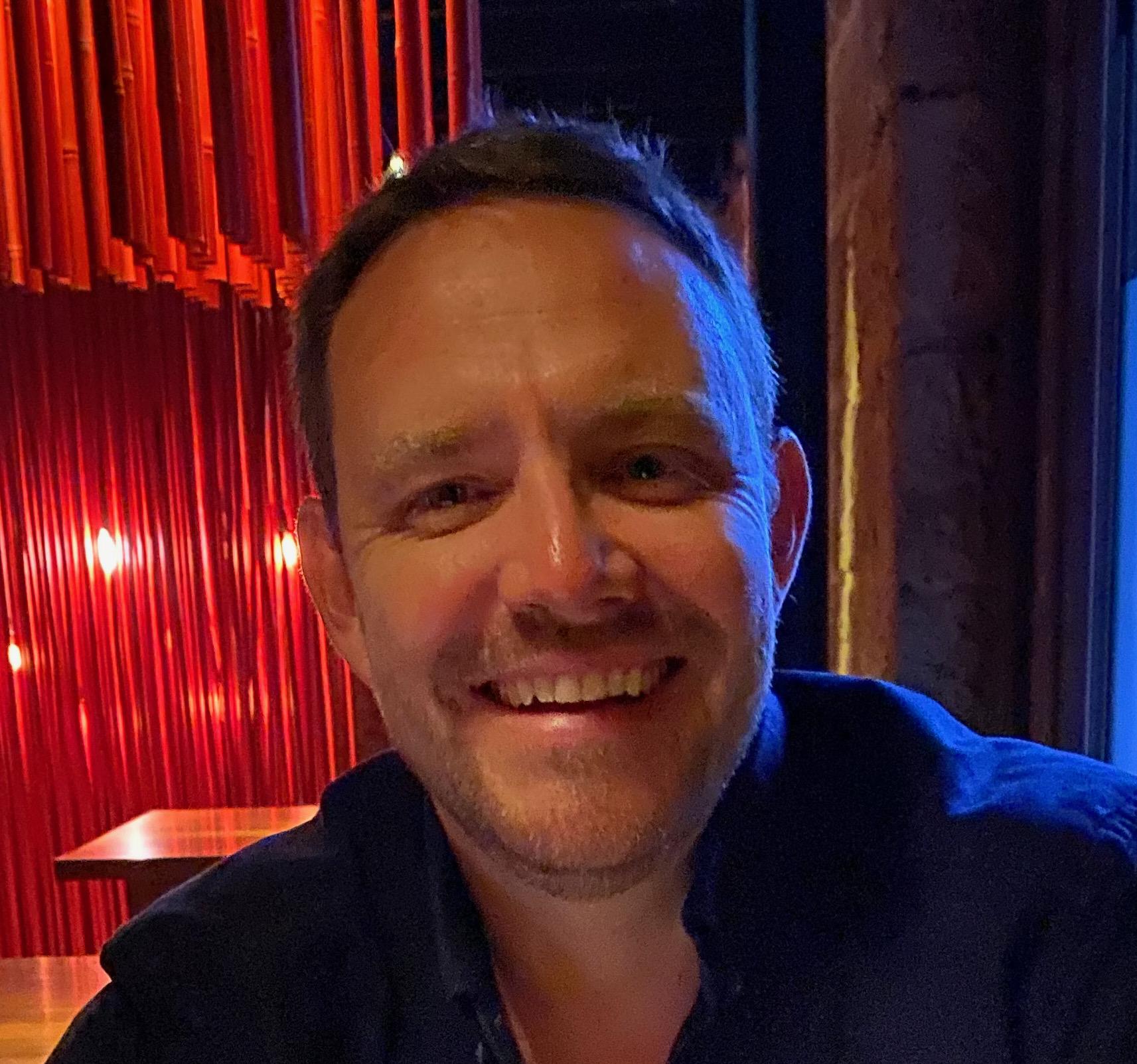 Dr Nicholas James Richardson