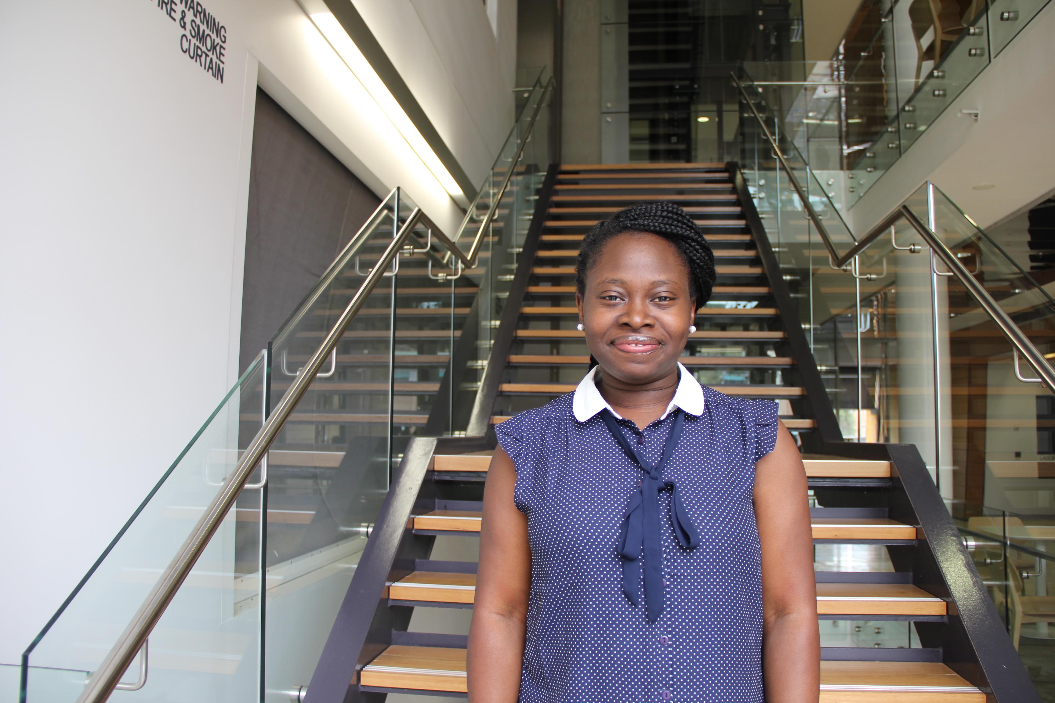 Dr Adeola Esther Bamgboje