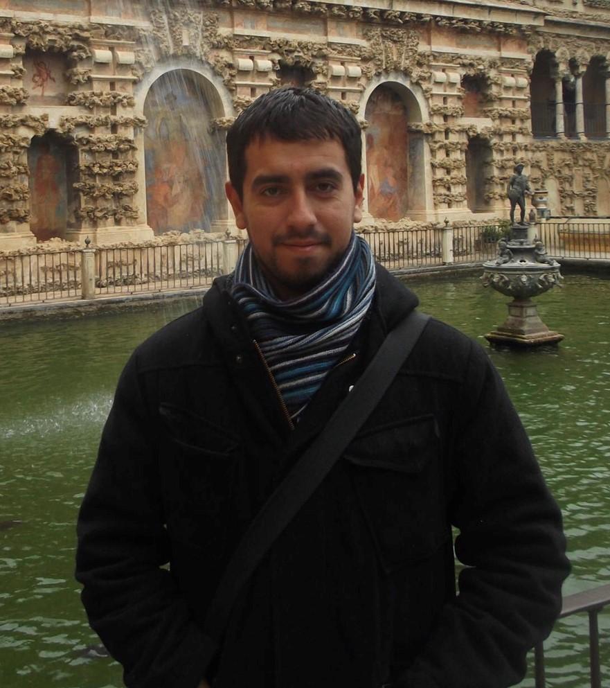 Mr Rodrigo Felipe Arellano Arellano