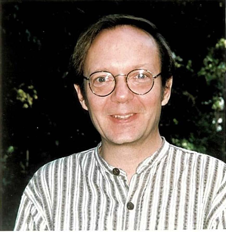 Professor Jon Eugene von Kowallis