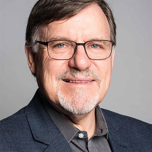 Professor Bruce Herbert Judd