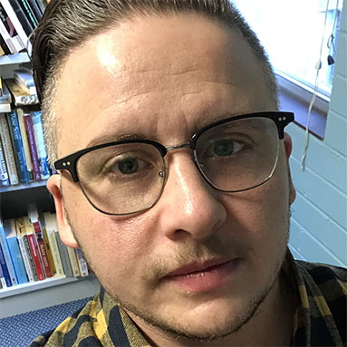 Dr Andy   Kaladelfos