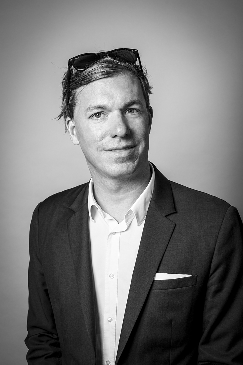 Associate Professor Matthias Hank Haeusler