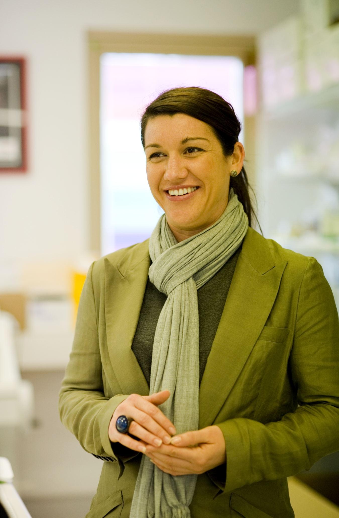 Professor Melissa Jayne Green