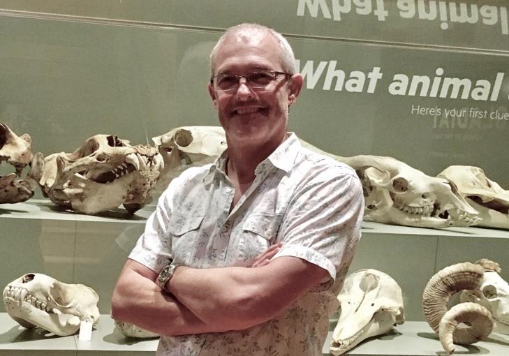 Professor Michael John Rogers