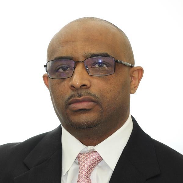 Dr Aron Woldeghiorgis Michael
