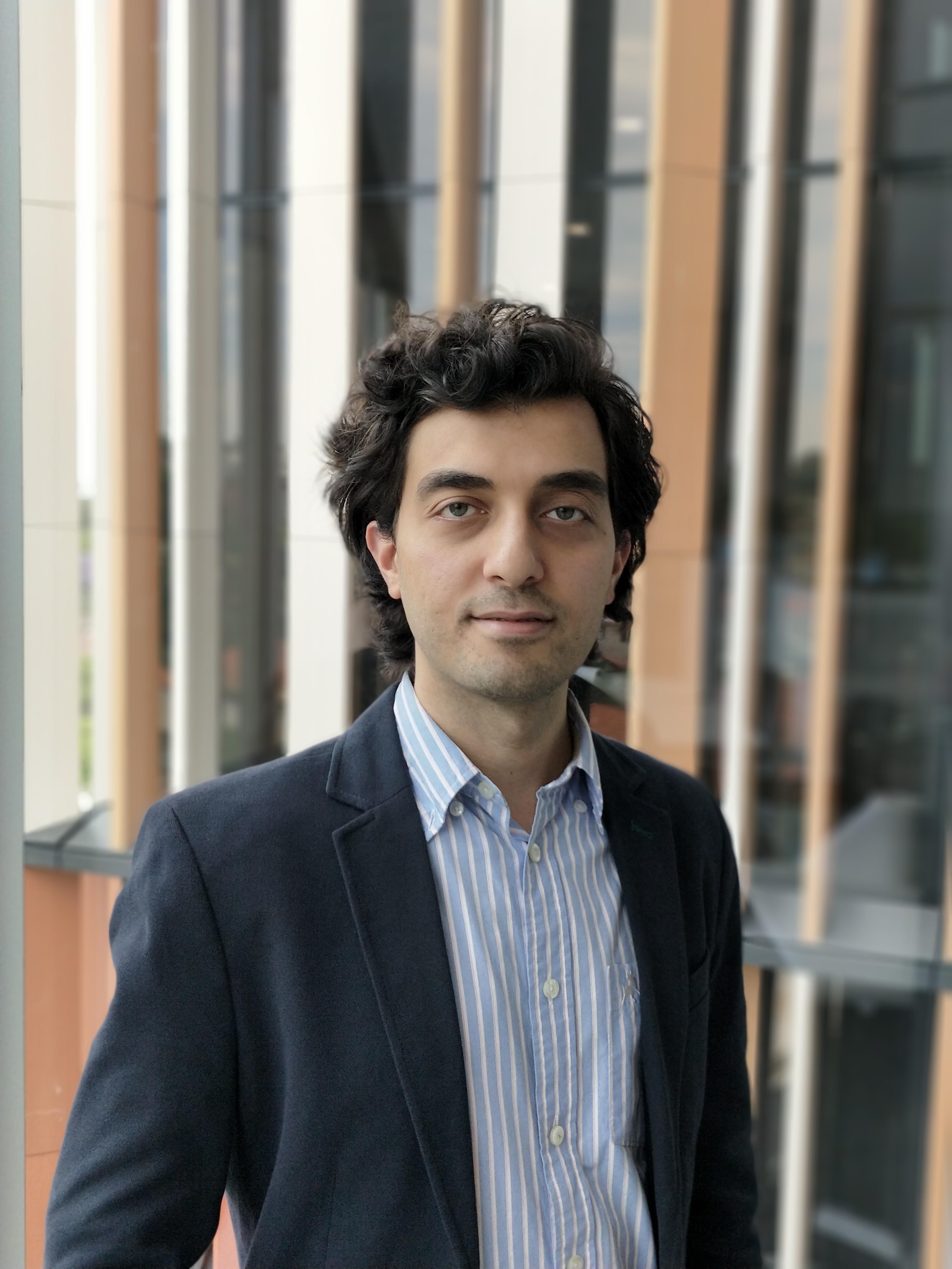Associate Professor Nadeem Omar Kaakoush