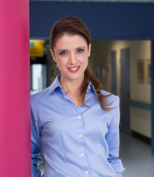 Associate Professor Nadine Angele Kasparian