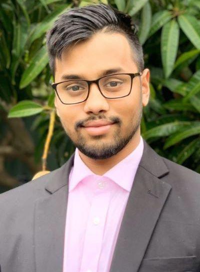 Mr Nahian Shahmat Chowdhury