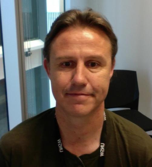 Associate Professor Paul   Waters