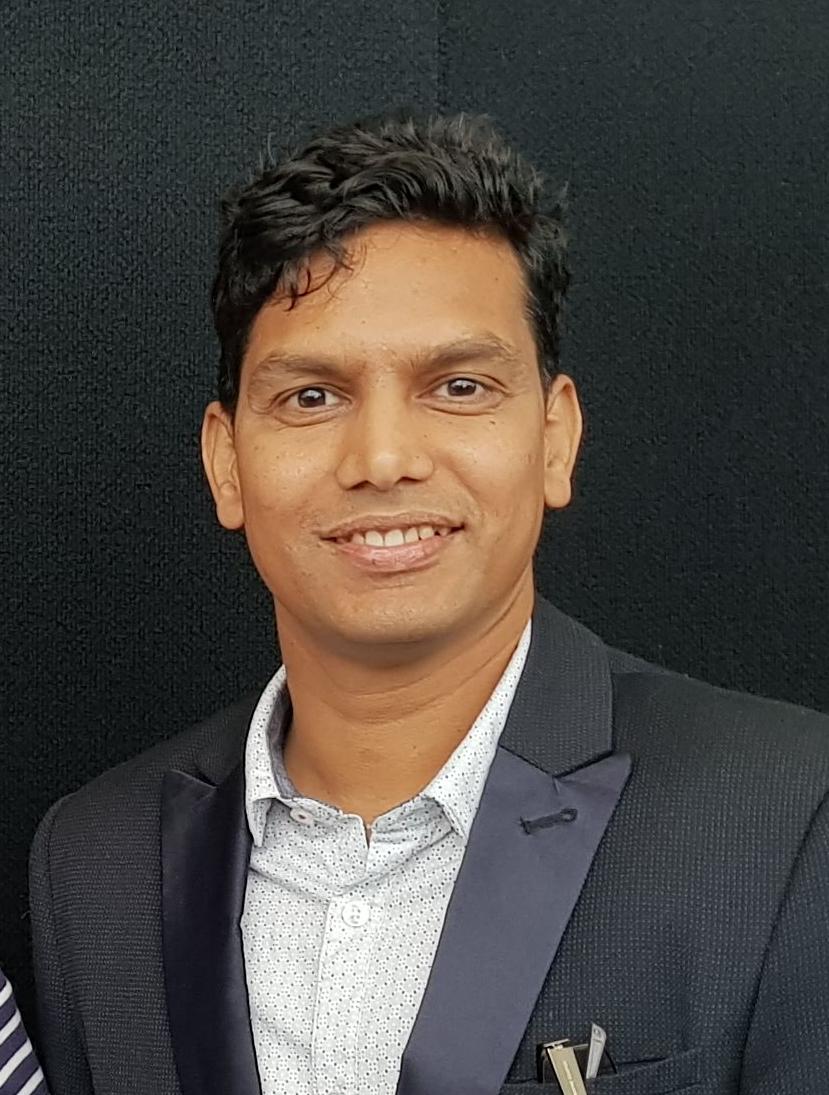 Dr Vinod Kumar Maseedupally