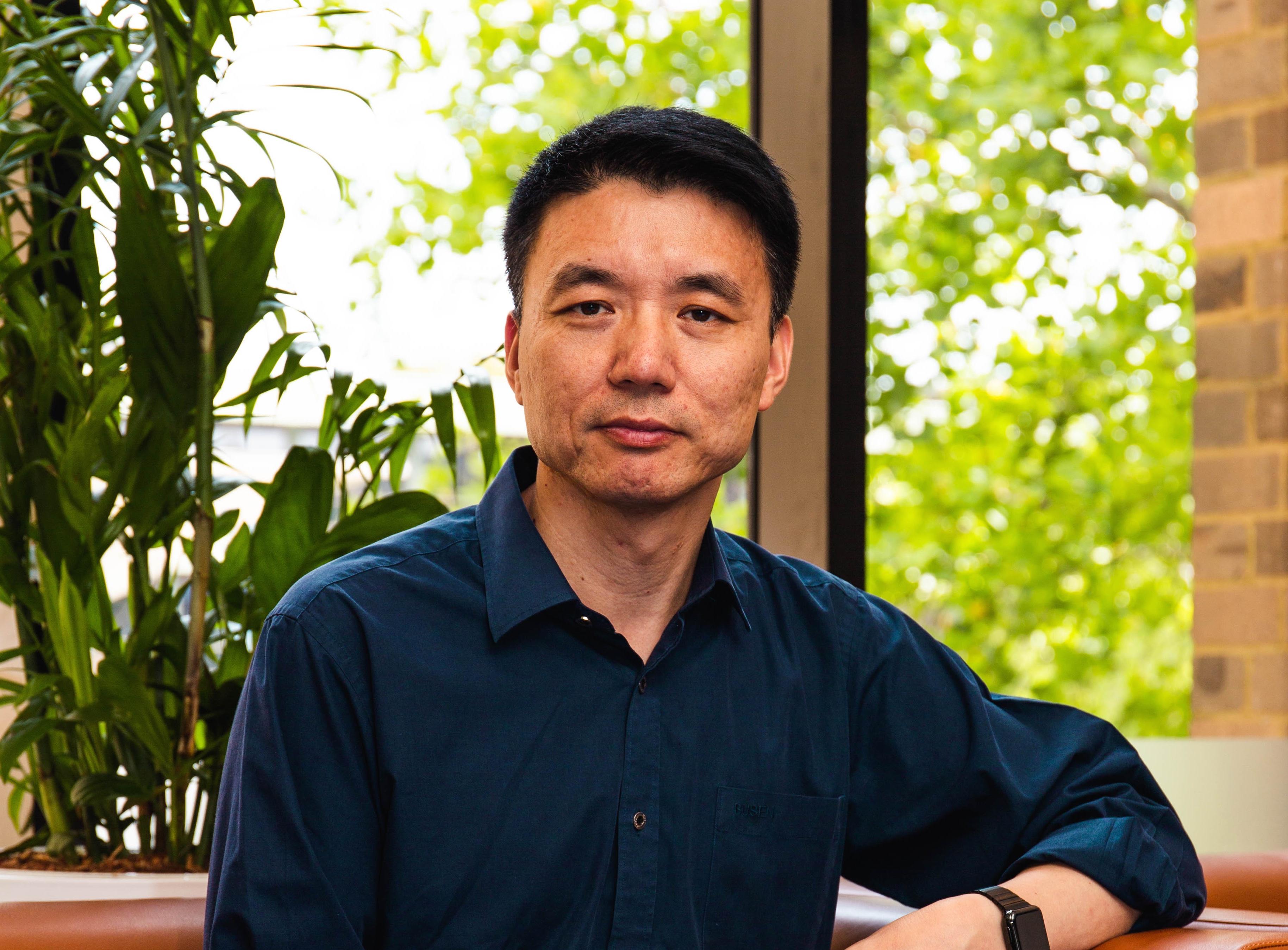 Professor Chuan   Zhao