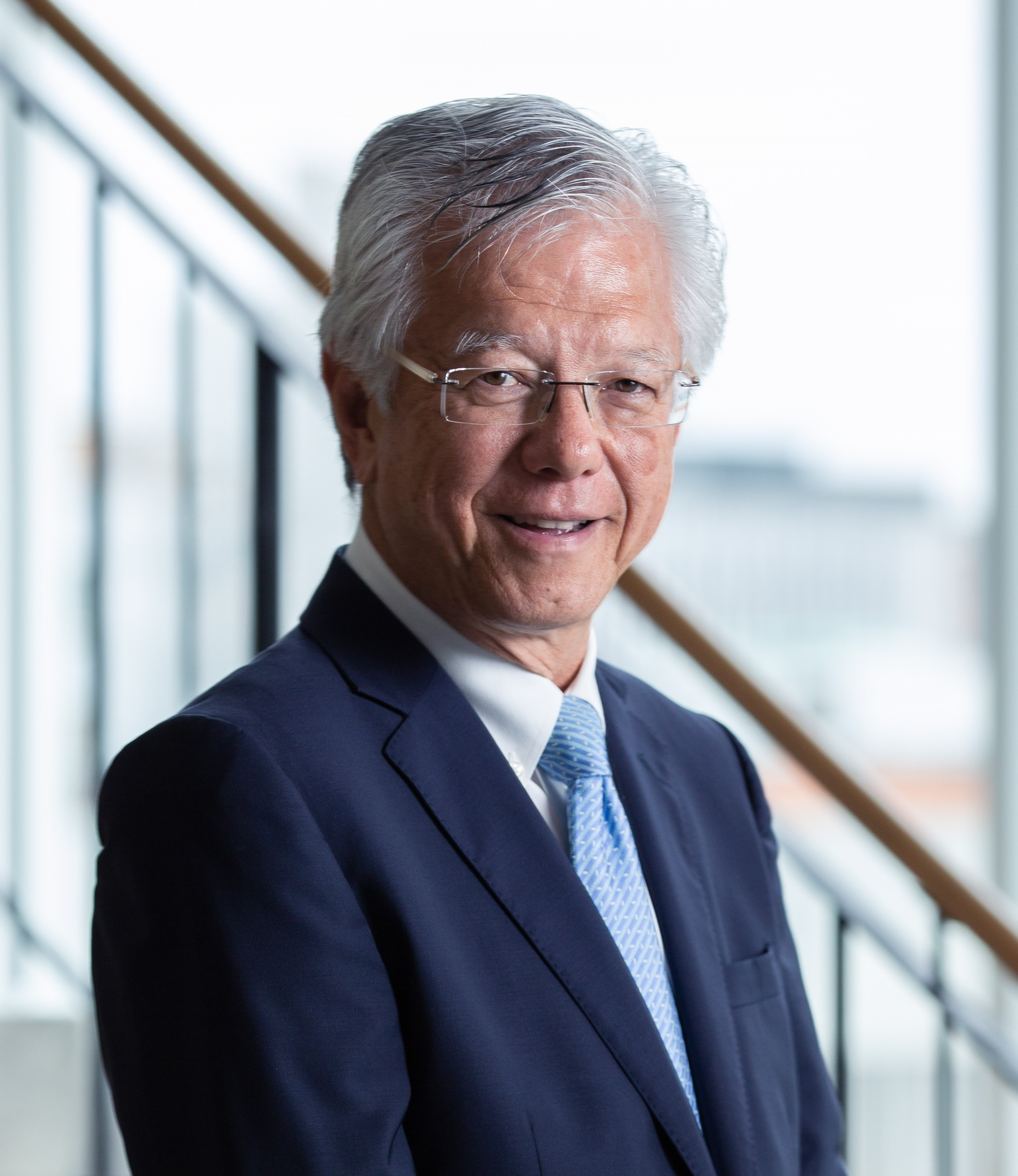 Professor Su-Ming   Wong