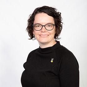 Dr Sarah   Larney