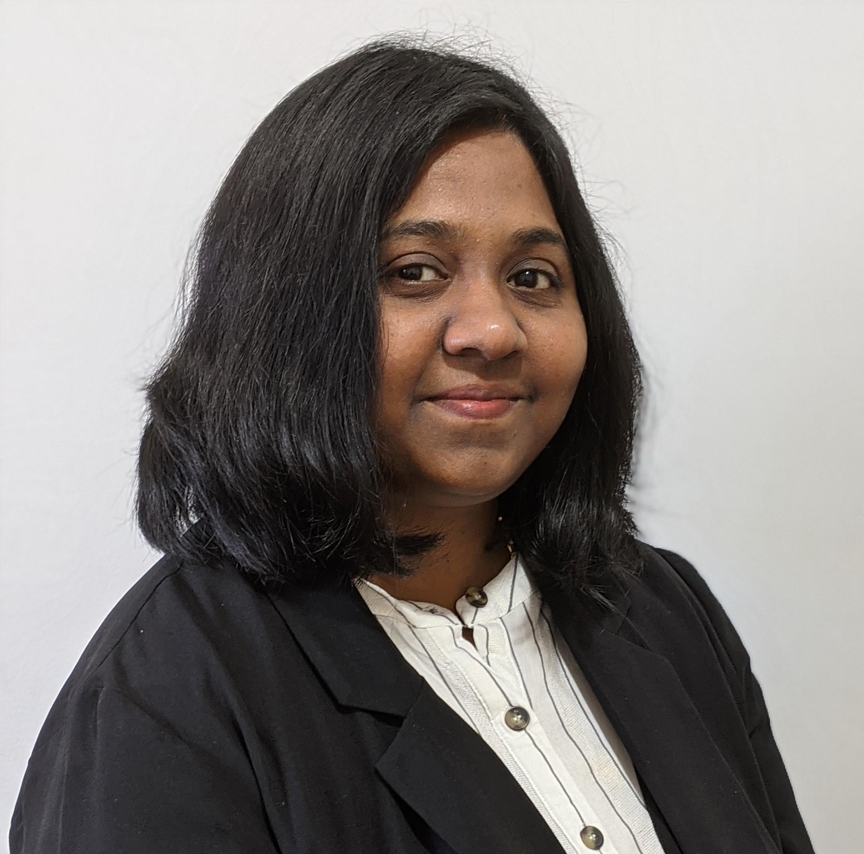 Dr Sheela Evangeline Kumaran