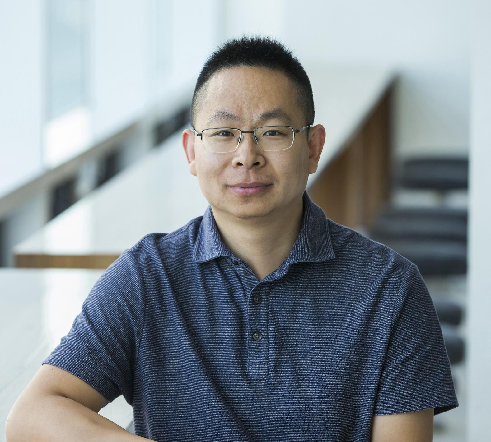 Dr Shengyu   Li