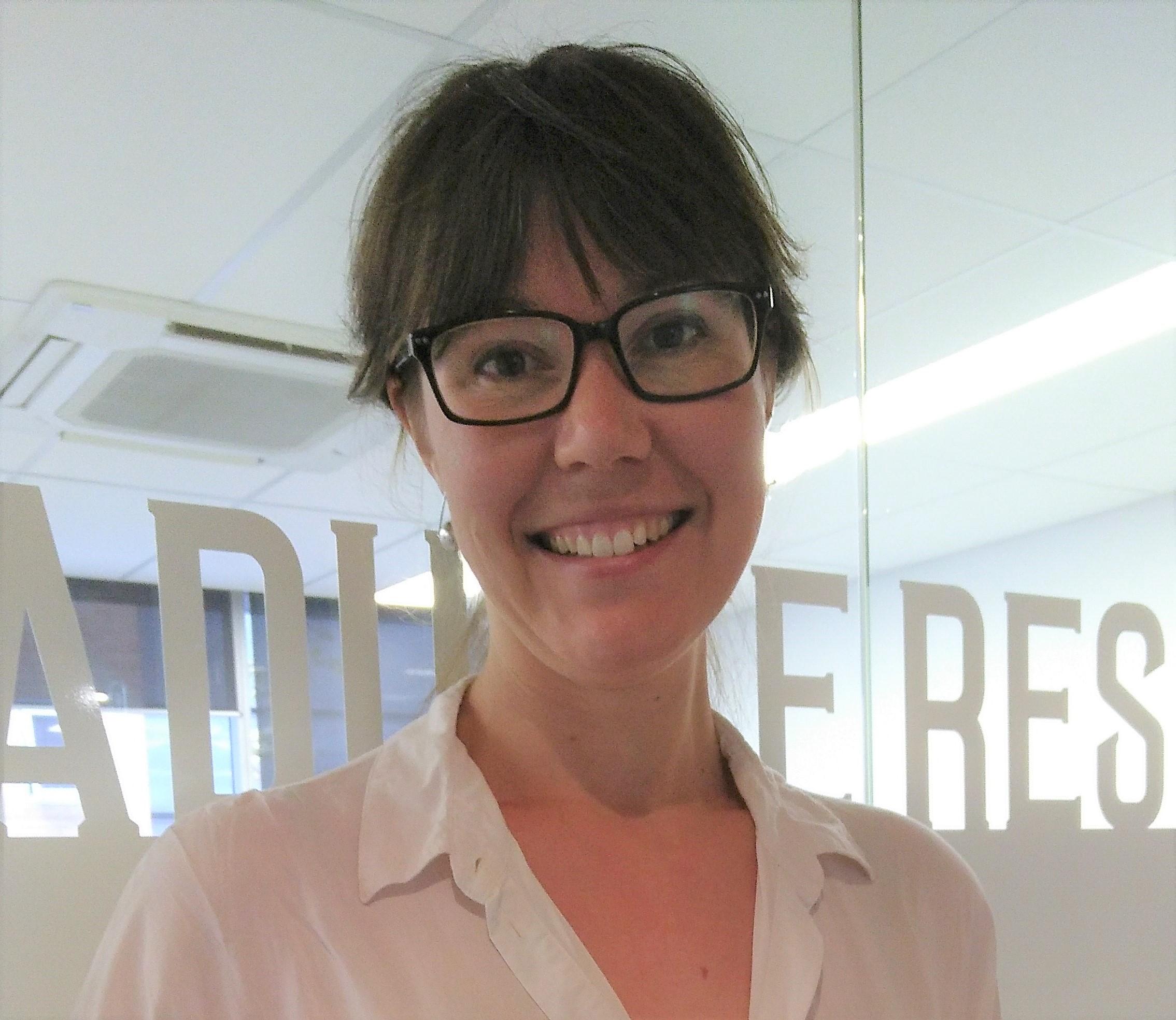 Dr Sophie Marie Adams